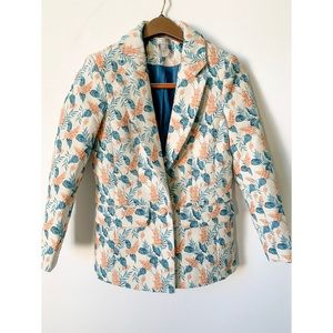 ASOS floral blazer *perfect for spring*
